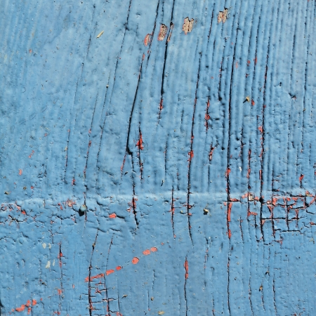 worn structure:  old painted wood texture Stock Photo