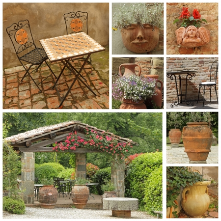 tuscan arbor collection photo