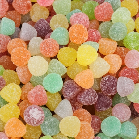 jelly bean  candies as background photo