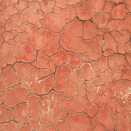 crackle: antique crackled red painted wall, detail of facade in Forbidden City in Beijing, China, Asia