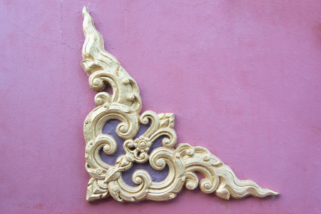 Image artistic of line in Thai