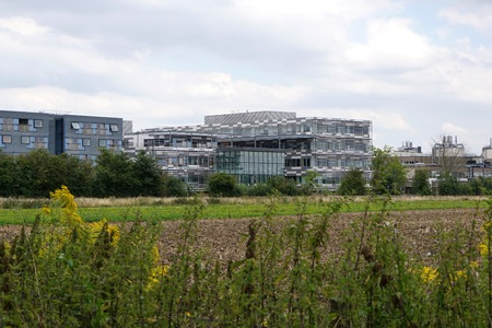 Departmental buildings and apartments, West Cambridge site, University of Cambridge