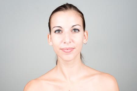 beauty shot: Beauty Shot Of Young Woman