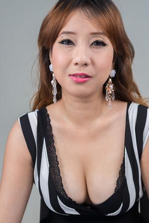 sexy asian woman: Sexy Asian woman