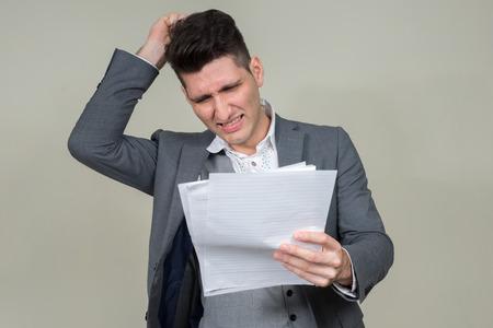 bad news: Bad news to businessman
