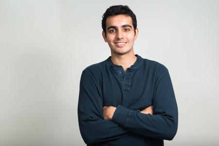 beau jeune homme: Indien