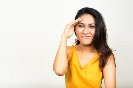 sexy asian woman: Portrait of Asian woman Stock Photo