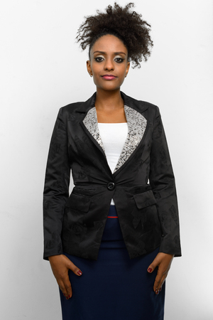 ethiopian ethnicity: Beautiful African woman