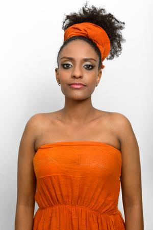 ethiopian ethnicity: African woman