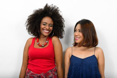 ethiopian ethnicity: Two woman indoors