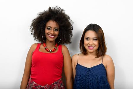 ethiopian ethnicity: Happy friends