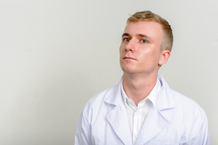 volto uomo: Operatore sanitario Man