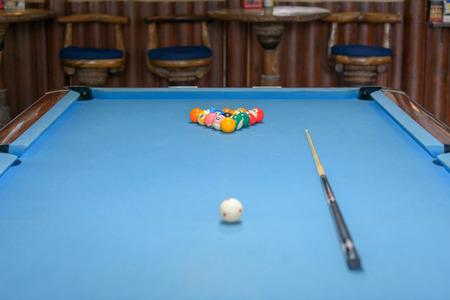 pool halls: Billiard