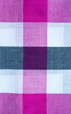 Closeup texture of standard thai style loincloth photo