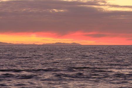 カタリナ島 写真素材