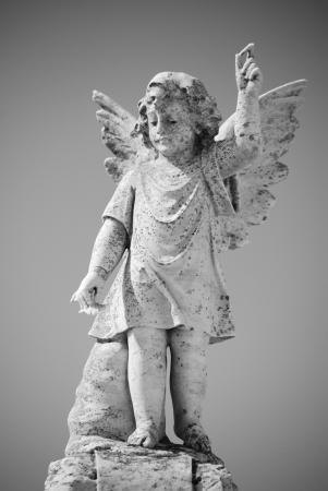 New Orleans Cemetery Angel