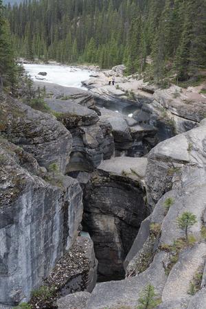 jasper: Maligne Canyon Jasper National Park