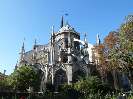 dame: Cathedral Notre Dame, Paris