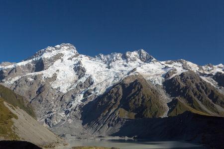 Mountains in New Zealand 版權商用圖片 - 51764883