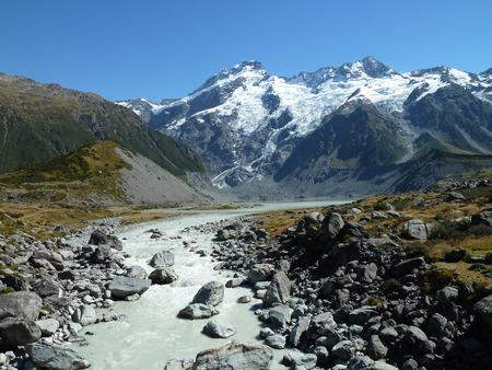 creek in the mountain
