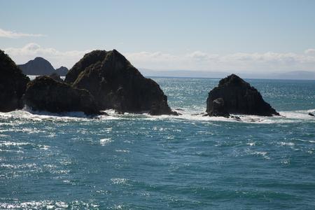 marlborough: Marlborough Sound shoot from the Islander Ferry