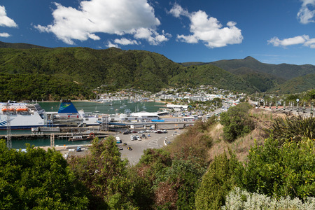 islander: Marlborough Sound shoot from the Islander Ferry