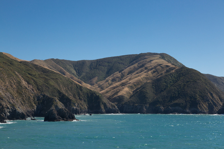 Marlborough Sound shoot from the Islander Ferry