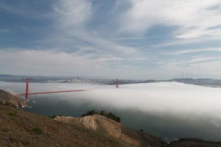 Golden Gate Bridge 版權商用圖片 - 53301715
