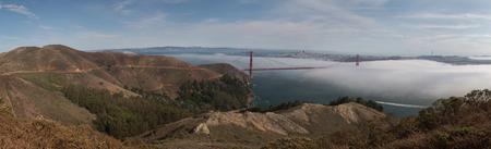 Golden Gate Bridge 版權商用圖片 - 53274516