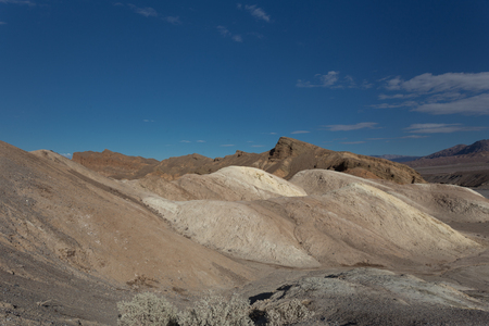 Zabriskie Point Death Valley 版權商用圖片 - 53620153