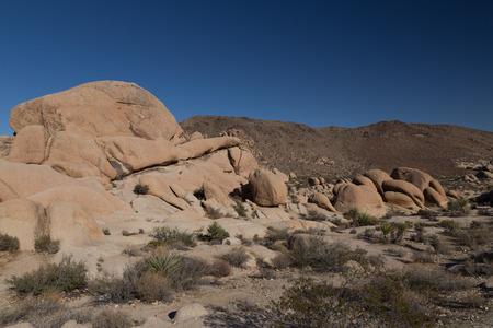 Big Rocks in the National Park 版權商用圖片 - 53620236