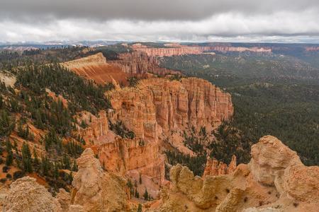 Bryce Canyon National Park Utah 版權商用圖片 - 53620241