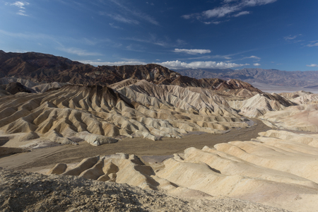 Zabriskie Point Death Valley 版權商用圖片 - 53620243