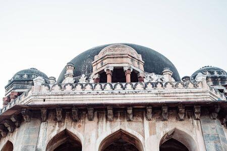 Muhammad Shah Sayyid Tomb in Lodi Garden in New Delhi India