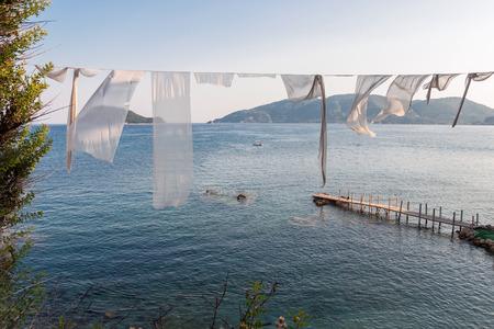 cameo: Cameo Island, - the most popular Zante wedding locations in the Greek islands Stock Photo