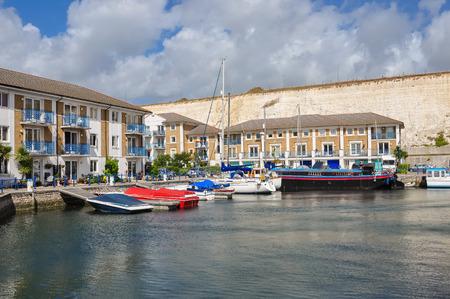 sussex: Luxury apartments at Brighton Marina, East Sussex, UK