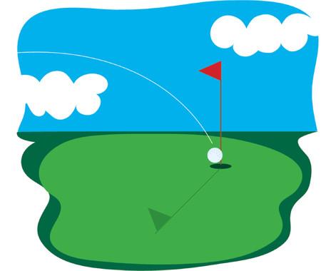 driving range: Golf Course