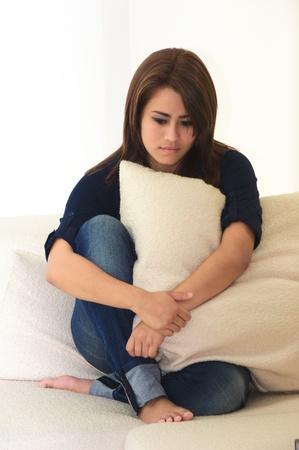 mujeres tristes: Retrato de una mujer triste