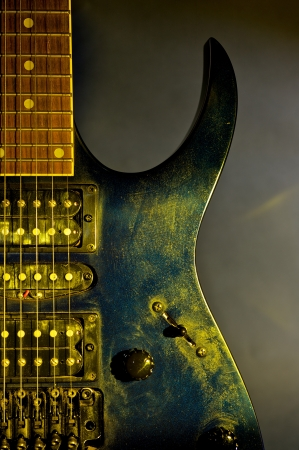 Guitar Stock Photo - 13848602