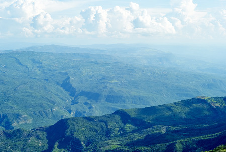 nger: Chicamocha Canyon, Department of Santander in Colombia Stock Photo