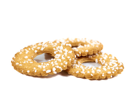 Cookies With Sugar Topping