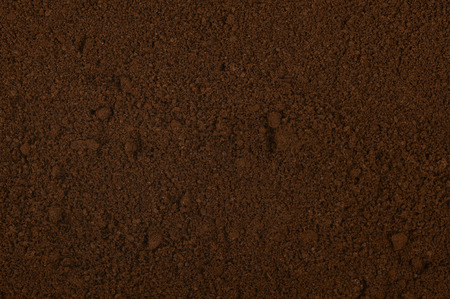 grained: Grained Coffee Stock Photo