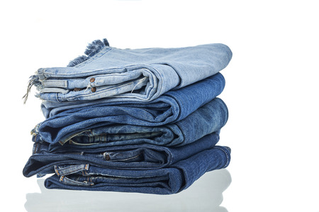 Tower Of Vintage Jeans