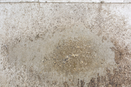 corrode: Grunge dirty corrode white cement wall concrete background textured Stock Photo