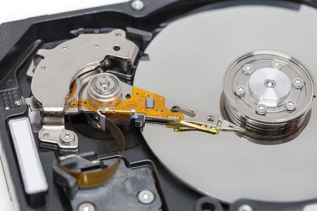 harddrive: Close up Harddrive HDD soft focus