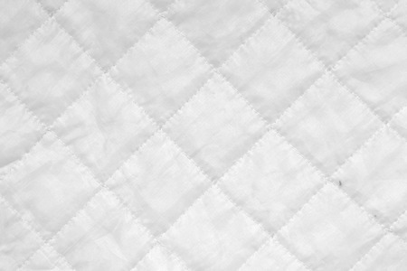 White Fabric Pattern For Realistic Cloth Texture Abstract Background Photo