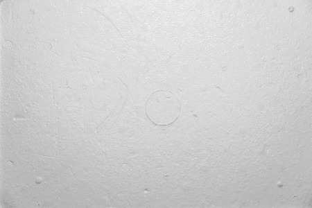 cardboard texture: White foam box texture for use paper pattern background