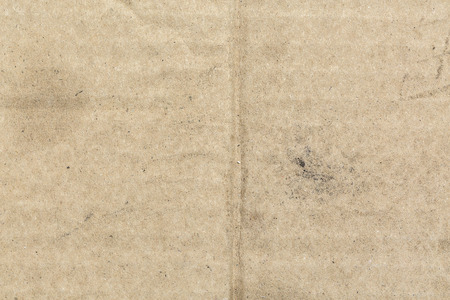crease: Weathered dirty crease box paper texture