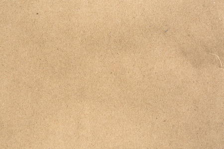 vintage background paper: Old vintage brown cardboard paper texture for background