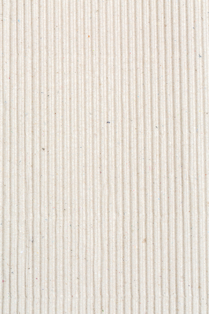 craft background: Corrugated box paper texture for design background Stock Photo